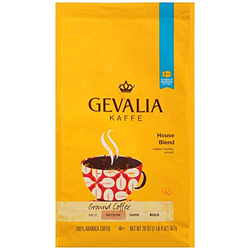 GEVALIA House Blend Coffee