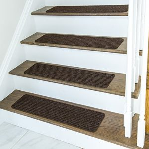 Non Slip Carpet Stair Treads + Double sided tape