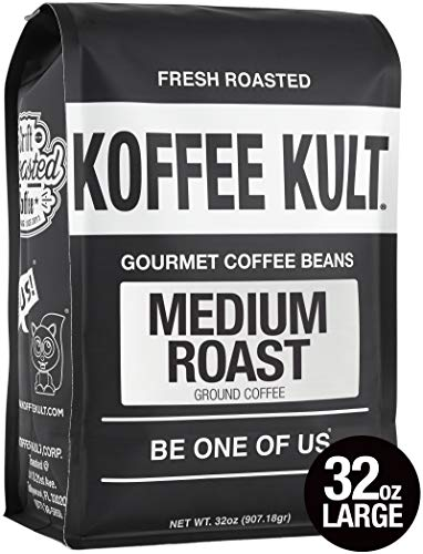 Koffee Kult Medium Roast
