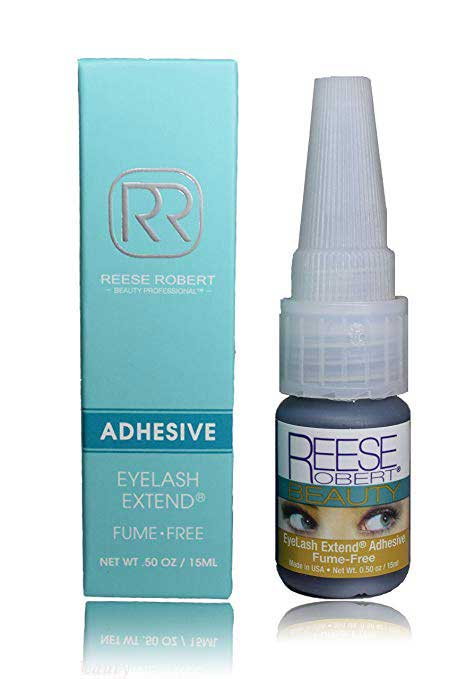 ea7b3f8cef2 REESE ROBERT BEAUTY PROFESSIONAL Eyelash Extend Adhesive