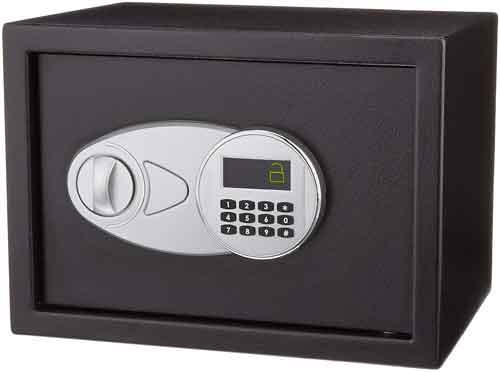 AmazonBasics Security Safe Box
