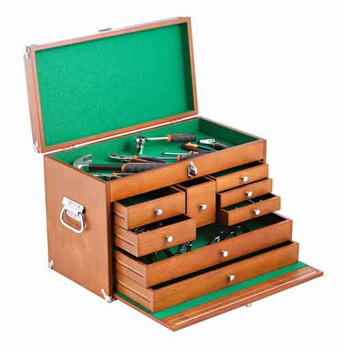 TRINITY TWM-3501 Wood Toolbox