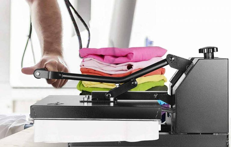 15 Best Heat Press Machine for T Shirts In 2021
