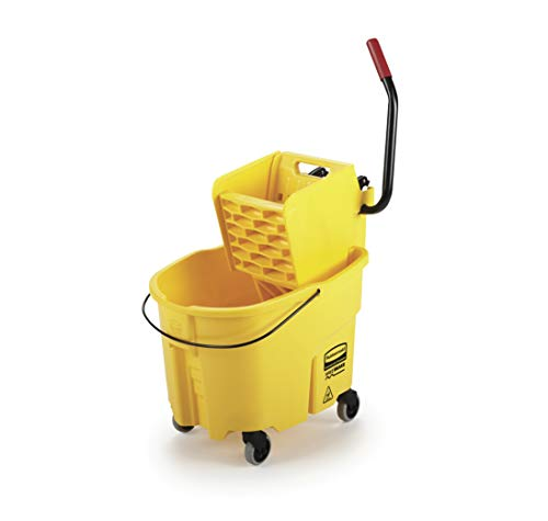 Rubbermaid WaveBrake Mopping System Bucket