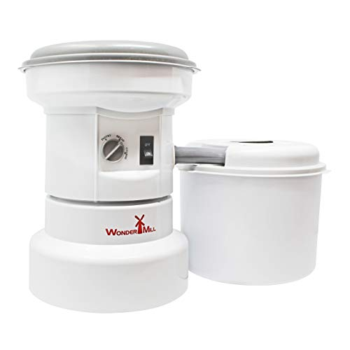 Powerful Electric Grain Mill Grinder