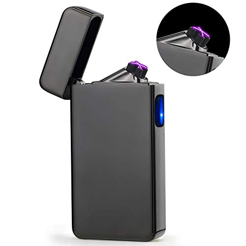 LcFun Dual Arc Plasma Lighter