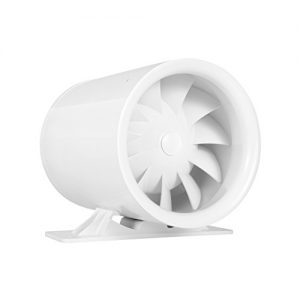 "4"" Silent Inline Duct Booster Fan"