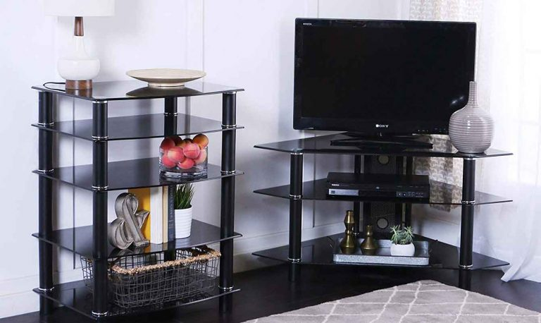 The 10 Best Corner TV Stands In 2021