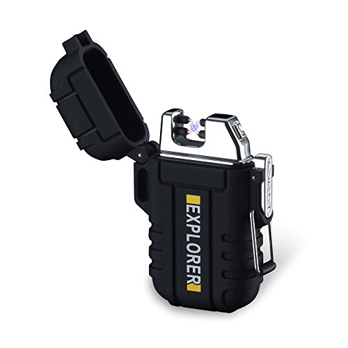 Q&G Explorer Dual Arc Plasma Lighter
