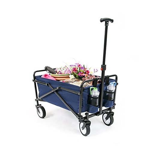 Garden Folding Utility Shopping Cart