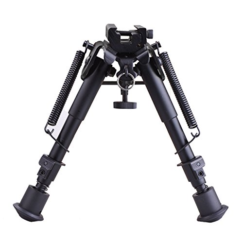 CVLIFE 6-9Inch Tactical Rifle Bipod