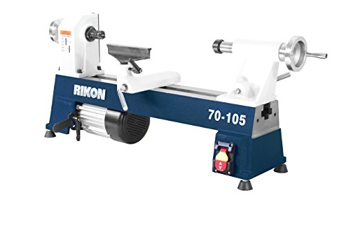RIKON Power Tools 70-105 Mini Lathe
