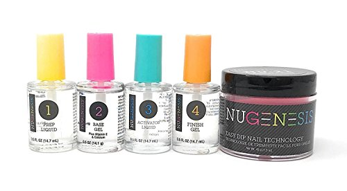 Nugenesis Dip Powder Starter kit NU 140