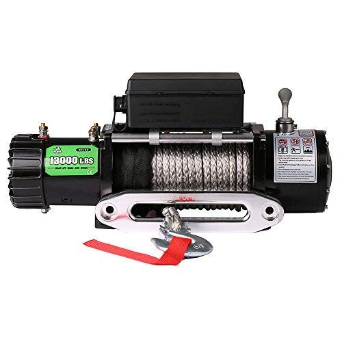 Offroad Boar Synthetic Rope Winch