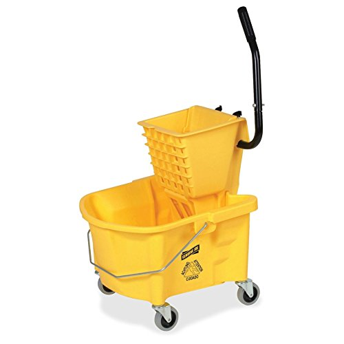 Genuine Joe GJO60466 Splash Guard Mop Bucket