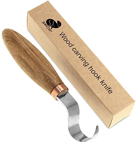 Wood Carving Hook Knife