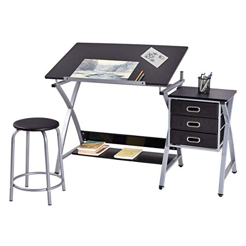 TANGKULA Drafting Table
