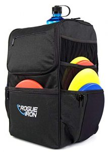 Rogue Iron Disc Golf Backpack