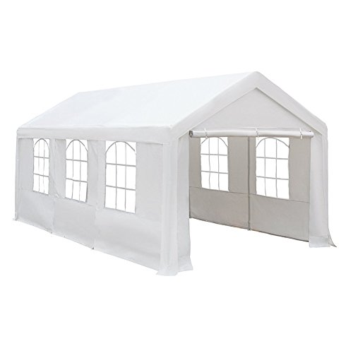 Abba Patio 10 x 20-Feet Heavy Duty Carport