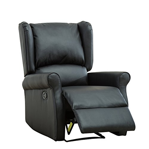 BONZY Leather Recliner
