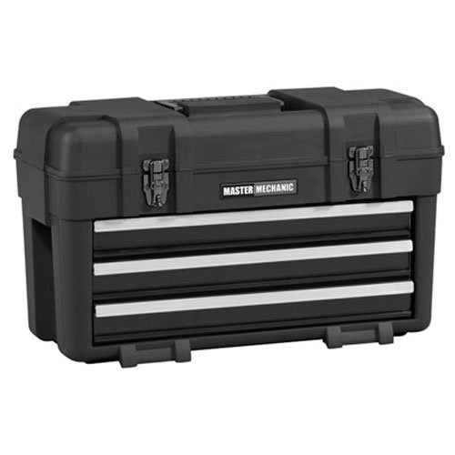 Waterloo Industries Mm23bk Plastic Portable Chest