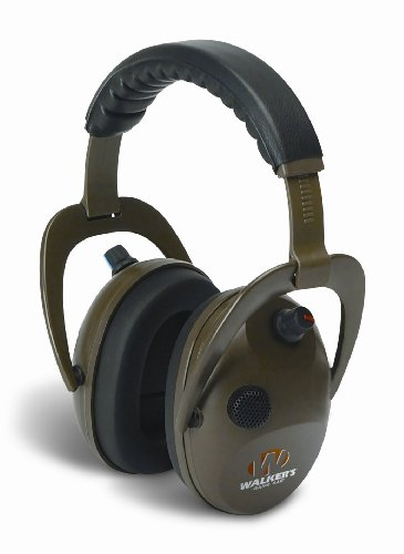 Walker's Alpha Series Power Muffs