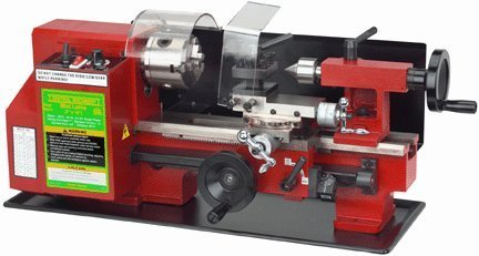 Central Machinery 7 x 10