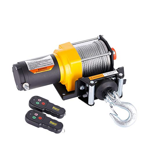 Rugcel LT3500 ATV Winch