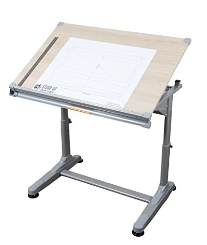 Stand Up Desk Store Height-Adjustable Drawing and Drafting Table