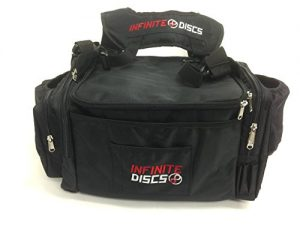 Infinite Large Disc Golf Bag with Straps