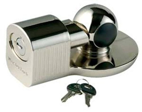 Trailer Couplers, Chrome by Master Lock