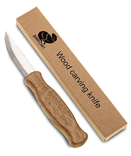Wood Carving Sloyd Knife