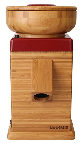NutriMill Harvest Stone Grain Mill