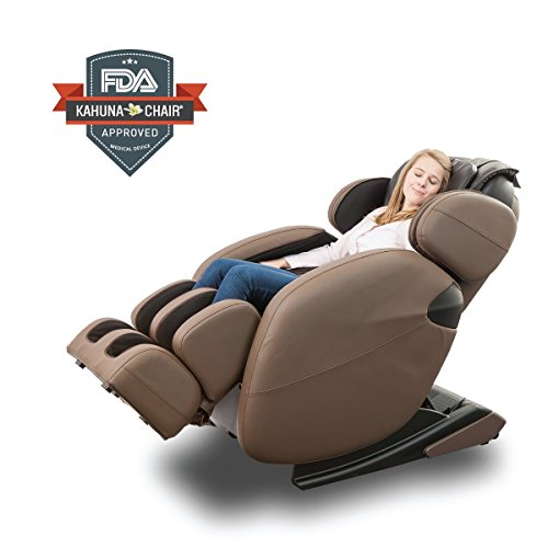 Zero Gravity Full-Body Kahuna Massage Chair Recliner LM6800