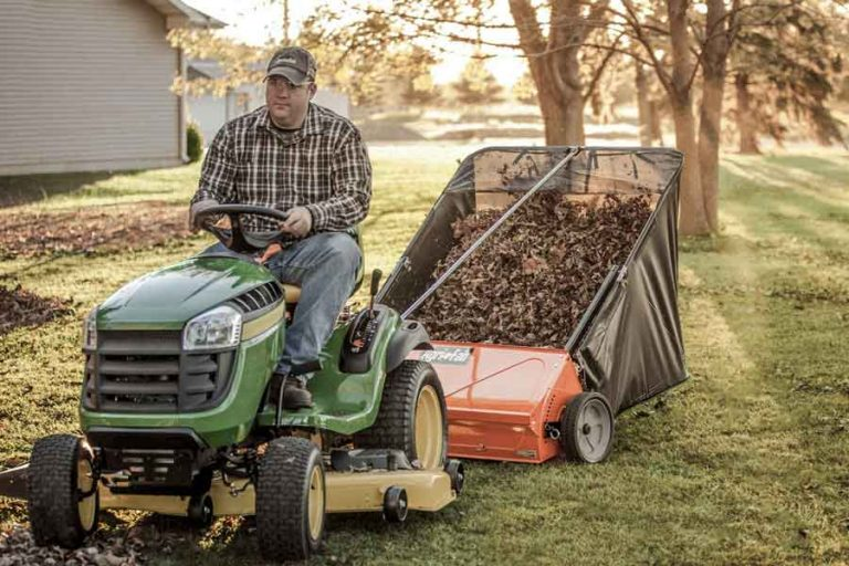 The 10 Best Lawn Sweepers 2021