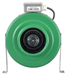 "Hydrofarm ACDF6 Active Air 6"" Inline Duct Fan"
