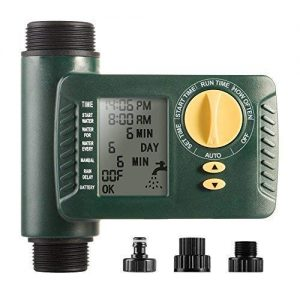 Programmable Hose Faucet Timer for Outdoor