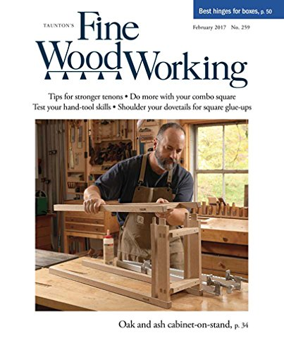 Fine Woodworking Print Magazine