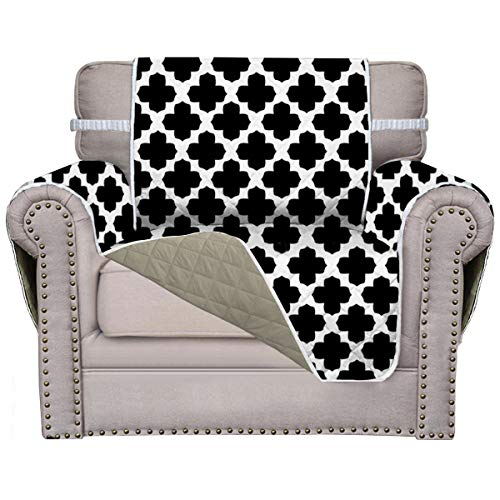 Easy-Going Reversible Quilted Slipcover
