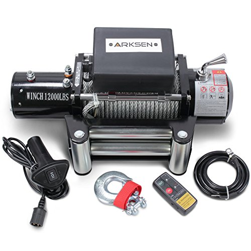 Arksen 12v Electric Winch