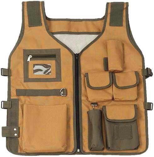 Hawk Full Adjustable Nylon Vest