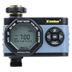 Melnor Simple and Flexible Programming Digital Water Timer