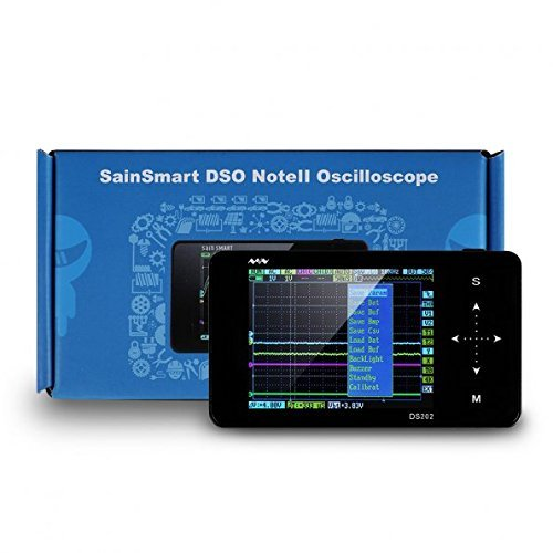 SainSmart DSO Note II DS202 Nano