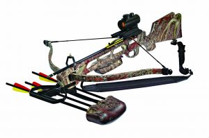 Arrow Precision Inferno Fury Crossbow