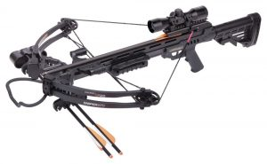 CenterPoint Sniper Compound Crossbow