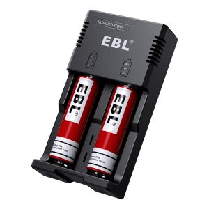 EBL Smart Rapid Battery Charger