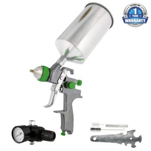 Spray Gun with 2.0 Nozzle
