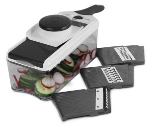 ZELL Adjustable Mandoline Slicer Set