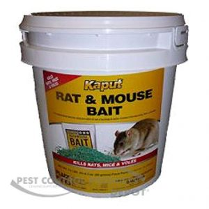 1.5 oz mouse rat vole poison NEW Just One Bite poison pellets 10 place  packs
