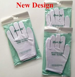 Touch Me Moisturizing Hand Gloves